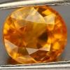 พลอยบุษราคัม (Yellow Sapphire) พลอยธรรมชาติแท้ น้ำหนัก 1.15 กะรัต