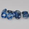 พลอยไพลิน (BlueSapphire) พลอยธรรมชาติแท้ น้ำหนัก 2.05 กะรัต