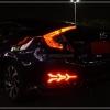 ไฟกันชนหลัง Lamborghini V.2 Civic FC