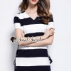 Seoul Secret Say's... Chic Stripy Flanky Rope Set