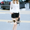 Seoul Secret Say's... Korea Pleaty Tailing Blouse