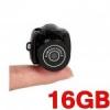กล้องจิ๋วขนาดเท่าเหรียญ 5 HD Video Y3000 New 2014 ฟรี พร้อมใช้งาน เมมโมรี่ 16G จัดส่ง EMS FREE
