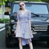 Lady Ribbon Korea Closet LV06070616 &#x1F36DKorea Design By Lavida crystal star decorated blue & white striped dress