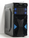 [PC Case] GMS Black-Blue Gaming ATX