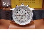 Breitling Navitimer 01 - White Dial Rubber Chronograph
