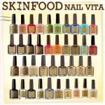 *Sale*ยาทาเล็บ Skinfood Nail Vita แท้100%