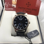 Patek Philippe 5396R Annual Calendar Moonphase - Black Dial / Rose Gold
