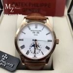 Patek Philippe 5396R Annual Calendar Moonphase - White Dial Brown