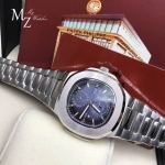 Patek Philippe 5990 Local Time Stainless - Blue Dial