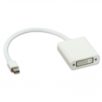 Mini DisplayPort to DVI 24+5 Female Adapter Converter – Mini DP to DVI 1920x1200 - Bento Box