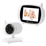 กล้องดูแลเด็กเบบี้มอนิเตอร์ หน้าจอ 3.5 นิ้ว ไม่ต้องใช้เน็ท Baby Monitor & Camera