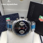Tag Heuer Grand Carrera Calibre 17 RS3 - Stainless Black Dial