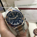 Omega Seamaster Planet Ocean Chronograph Two-Tone 600m