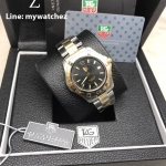 Tag Heuer Aquaracer 300 Meters - Black Dial Two-Tone
