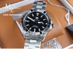 Tag Heuer AQUARACER 300 M Calibre 5 Stainless - Black Dial