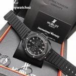 Hublot King Power Fourdroyante All Black