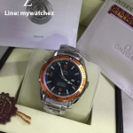 Omega Seamaster Planet Ocean 600 M - Orange Bezel