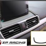 คิ้วแต่ง console กลาง Carbon Mazda3
