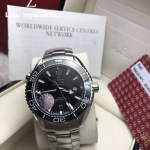 Omega Seamaster Planet Ocean 600M Co-Axial - Black Dial
