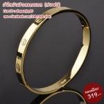 กำไลข้อมือสแตนเลส (Gold/Pink Gold/Silver)