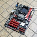 [AM3+] BIOSTAR TA960 ออนบอร์ด