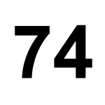[C74] :: 74