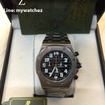 Audemars Piguet Royal Oak Offshore Chronograph - 44mm Stainless Steel - Stainless Steel Ref. 26170ST.OO.1000ST.08Bracelet