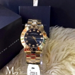 Marc Jacobs MBM3334 Amy Black Dial 36MM Watch