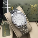 Audemars Piguet Royal Oak Lady - REF. #67651ST.ZZ.1261ST.01 (Stainless White Dial)