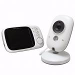 เบบี้มอนิเตอร์ Baby Monitor V603 & Camera กล้องดูแลเด็ก หน้าจอ 3.2นิ้ว ไม่ต้องใช้เน็ท