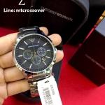 Armani Sportivo Silver Watch AR2460