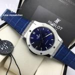 Hublot Classic Fusion - Blue Sunray Dial