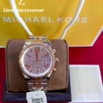 MICHAEL KORS LEXINGTON STAINLESS STEEL WOMEN'S WATCH MK5735