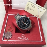 Omega Speedmaster Mark II Co-Axial Chronograph Steel on Steel Ref# 327.10.43.50.06.001