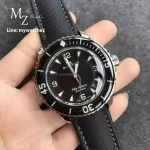 BLANCPAIN Fifty Fathoms Black Dial Stainless Steel Automatic