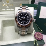 Rolex GMT Master II Basel World 2018 - Two -Tone Everose Gold
