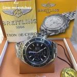 Breitling Superocean Chronograph II - Ceramic Bezel/Blue Dial