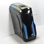[PC Case] BMT Black-Blue ATX