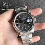 Rolex Datejust Grey Dial Stick Ref:126334 - Noob Factory