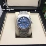 Audemars Piguet Royal Oak 15400 Stainless Blue Dial