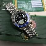 Rolex GMT Master II Batman - Jubilee Bracelet