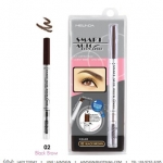 MEI LINDA SMART AUTO EYEBROW : BLACK BROWN
