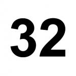 [C32] :: 32