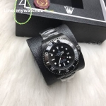 Rolex Deepsea Pro-Hunter Single Red Stealth Ref#116660