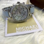 Michael Kors Watches Parker Chronograph Stainless Steel Watch - MK6138