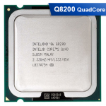 [775] Intel Core2 Quad Q8200 @2.33GHz