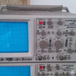 hameg hm1004-3 100mhz