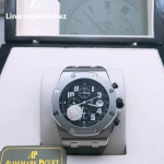 Audemars Piguet AP Royal Oak Offshore Chronograph Rubber Strap - 26020ST