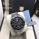 Tag Heuer Calibre 11 Red Bull Racing 42MM - Black Dial